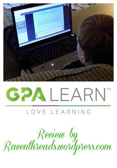 "GPA LEARN #hsreviews #math #homeschool ""Their math program gives you access to all levels K-5th for an entire year for each child you purchase a subscription for."""