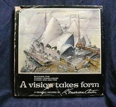 A Vision Takes Form, Robert Curtis 1967 #book