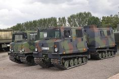 Hagglund Personnel Carrier (Petrol/Gasolene) ex military for sale / NATO army Snow Vehicles, Army Vehicles, Armored Vehicles, Armored Truck, British Armed Forces, Tacoma Toyota, Toyota 4runner, John Deere Tractors, Jeep Truck