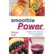 Combine fruits and vegetables to make creative, refreshing smoothies using recipes from the Smoothie Power cookbook.