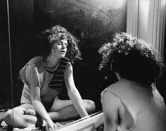 """Jessie Mann """"Self Possessed"""" Photographs by Len Prince - Exhibitions - Danziger Gallery"""