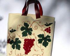 Sunflowers summer tote bag jute beach bag handmade by Apopsis