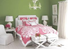 Lilly Pulitzer Room!