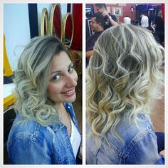 Highlights by Marcio Simbas #circushair #circuspamplona #hair #highlights #ombre #fashion #style