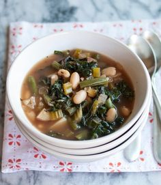 Recipe: Easy Green Minestrone — Recipes from The Kitchn