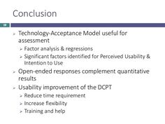 Flexibility Training, Increase Flexibility, Technology Acceptance Model, Assessment, No Response, Profile, User Profile, Business Valuation