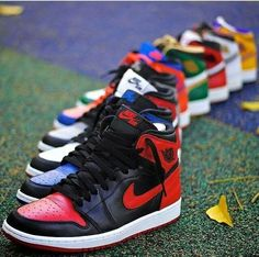 Jordan 1's