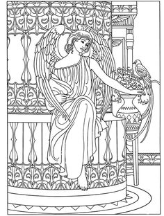 Just the bird... Welcome to Dover Publications