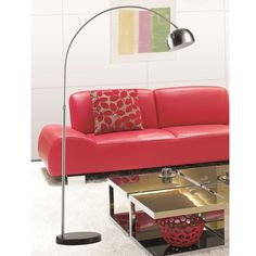 Fine Mod Imports Arco Coster Lamp