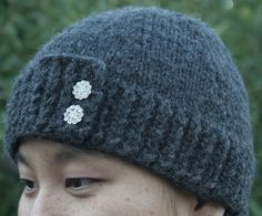 Free Knitting Pattern - Hats: Twilight Hat