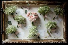 Wedding Portfolio - Willow Floral Boutique -- Huntersville, NC