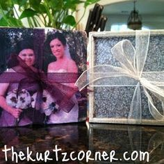 The Kurtz Corner: DIY {Tile Coasters}
