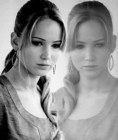 Jennifer Lawrence looks soooo cool Jennifer Lawrence, Femmes Les Plus Sexy, Laurence, Katniss Everdeen, Belleza Natural, Best Actress, Woman Crush, Hunger Games, American Actress