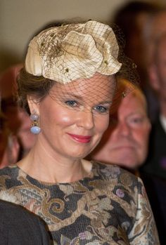 HM Queen Mathilde of Belgium - October 16th, 2013 - Royal Visit to Gent (Gand), Belgium - PPE