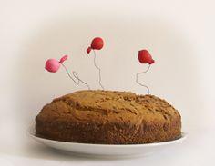 El hada de papel: Mini Globos / Little Balloons / Kleine Luftballons