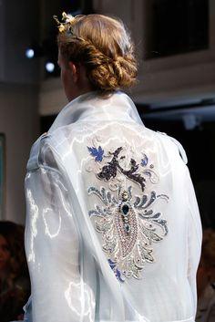Schiaparelli Fall 2015 Couture - Collection