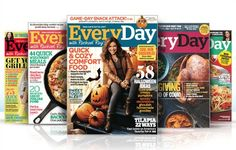 Every Day with Rachel Ray just $5/year!