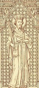Blessed Charles the Good pray for us and counts and Crusaders.  Feast day March 2.