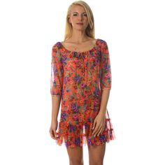 Womens Badami Gazania Cover-up Livia Monte-Carlo Enjoy Sale Online Official Site Cheap Price Clearance Amazon Buy Cheap Footaction Buy Cheap Store nl6EUal