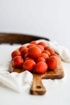 Paradajková polievka z pečených paradajok a pesta - Red velvet blog Red Velvet, Blog, Red Valvet, Blogging