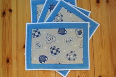 placemats hearts