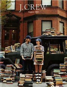 j crew catalog cover - Boston I Love Books, Books To Read, Reading Books, Reading Quotes, Buy Books, Reading Stories, J Crew Catalog, Foto Picture, Catalog Cover