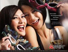 G-SPOT - Press Ad