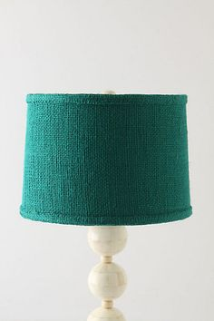 Azure Glow Shade #anthropologie Add this to a contrasting or similarly colored base for color. #pintowin