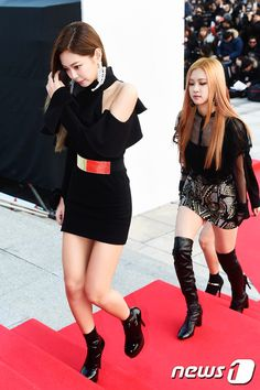 BLACKPINK Jennie & Rosé