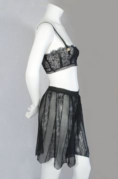 Great Gatsby Fever: 20 Pieces of Vintage 1920's Lingerie | The Lingerie Addict | Lingerie For Who You Are