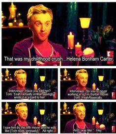 Hehe. Love him :P