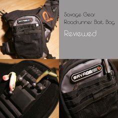 Savage Gear Roadrunner Bait Bag storyboard