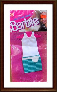 Vintage Barbie Clothes - 1980's Fashion Finds - NRFP - In Package - Lot 11 | eBay