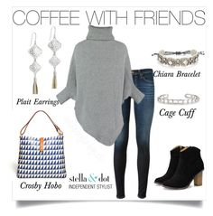 Great ideas for looking pretty for that coffee date. #coffeewithfriends #lifeandcoffee #coffee #vidaecaffe #fashion