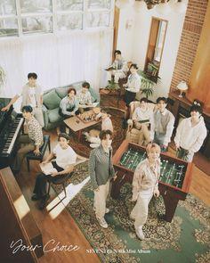Woozi, Jeonghan, Choi Hansol, Seventeen Album, Dino Seventeen, Won Woo, Pledis 17, Pledis Entertainment, Seungkwan