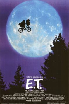 """""""E.T. the Extra-Terrestrial"""".  Saw this at the theater with my best friend and our sisters and we were ALL crying."""