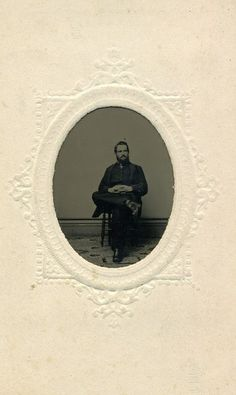 1860s Gem Tintype