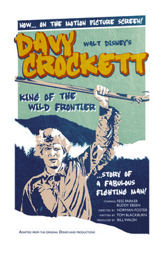 Davy Crockett, King of the Wild Frontier (1955) HD Wallpaper From Gallsource.com