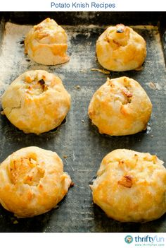 This page contains potato knish recipes. The potato knish is a tasty baked pastry filled with potatoes and seasonings.