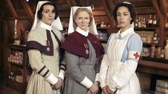 Are you watching the BBC's new Sunday-night drama The Crimson Field? It follows three Red Cross nurses learning to cope with life at a field hospital during World War One. We'll be following the series with diaries, letters and photos from real Red Cross nurses. This week we're looking at rats, rules and hairy legs… …