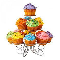 Soporte para Cupcakes. www.tatamba.com