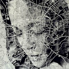 Illustrated Maps by Ed Fairburn 01