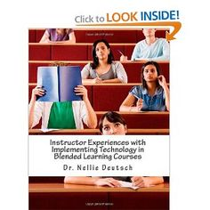 Instructor Experiences with Implementing Technology in Blended Learning Courses Instructional Technology, Educational Technology, Learning Courses, Learning Resources, Depaul University, Online Interview, Connect Online, Blended Learning, Higher Education
