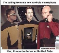 Har! Star Trek humor!