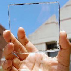 Zonne-energie opwekken met onzichtbare zonnecollectoren