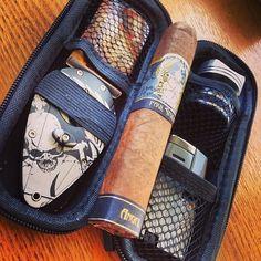 Cigar accessory sheat