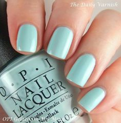 OPI NP in Gelato On My Mind