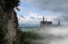 Castles in  Germany.