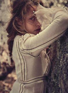 Teresa Palmer & Phoebe Tonkin for Vogue Australia   Studded Hearts