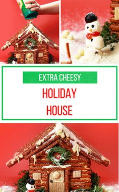 Surprise Your Guests With This Genius Savory Holiday House